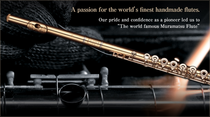Flute study in