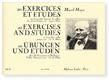 第6回目 Marcel MOYSE : 20 Exercices et Etudes