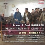 FRANZ&CARL DOPPLER : THE COMPLETE FLUTE MUSIC VOL.4