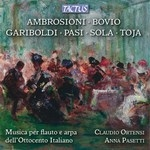 MUSICA PER FLAUTO E ARPA DELL'OTTOCENTO ITALIANO MUSIC FOR FLUTE AND HARP IN NINETEENTH - CENTURY ITALY