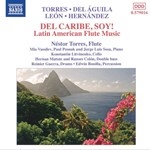 DEL CARIBE, SOY ! - LATIN AMERICAN FLUTE MUSIC (LIVE REC.)