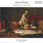 HAYDN : CHAMBER MUSIC WITH FLUTE (Period Instr.)(6CD)
