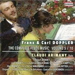 FRANZ & CARL DOPPLER : THE COMPLETE FLUTE MUSIC VOL.5