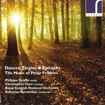 DANSES, ELEGIES & EPITAPHS THE MUSIC OF PETER FRIBBINS