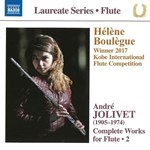 JOLIVET : COMPLETE WORKS FOR FLUTE 2