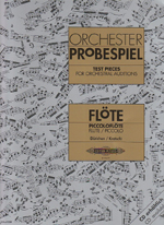 ORCHESTER PROBESPIEL(TEST PIECES FOR AUDITIONS)