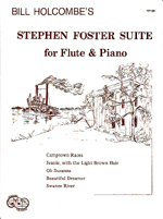 STEPHEN FOSTER SUITE (B.HOLCOMBE); BOOK ONLY