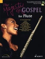 THE MAJESTY OF GOSPEL FOR FLUTE (WITH CD)