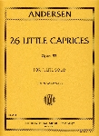 26 LITTLE CAPRICES,OP.37