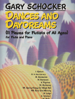 DANCES AND DAYDREAMS (11 PIECES FOR FLUTISTS OF ALL AGES)