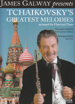 TCHAIKOVSKY'S GREATEST MELODIES (ED.GALWAY)