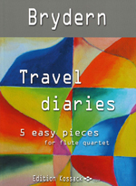 TRAVEL DIARIES : 5 EASY PIECES
