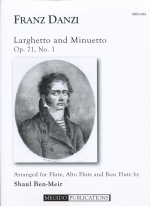 LARGHETTO AND MINUETTO OP.71 NO.1 (ARR.BEN-MEIR)