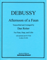 AFTRENOON OF A FAUN (ARR.D.REITER)