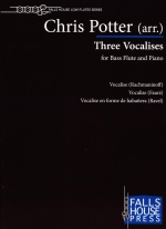 THREE VOCALISES (ARR.C.POTTER)
