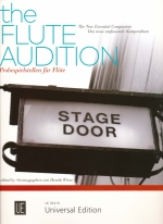 THE FLUTE AUDITION (ED.WIESE)