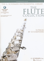 THE FLUTE COLLECTION : INTERMEDIATE LEVEL (WITH AUDIO ACCESS)