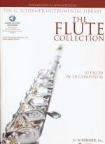 THE FLUTE COLLECTION : INTERMEDIATE TO ADVANCED LEVEL (WITH AUDIO ACCESS)