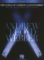 THE SONGS OF ANDREW LLOYD WEBBER : FLUTE