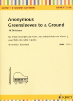GREENSLEEVES TO A GROUND (A)