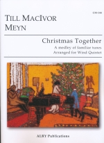 CHRISTMAS TOGETHER (ARR.MEYN), SCORE & PARTS