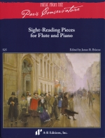 SIGHT READING PIECES : MUSIC FROM THE PARIS CONSERVATOIRE (ED.BRISCOE)