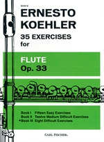 35 EXERCISES,OP.33,BOOK 3