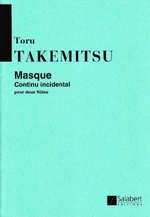 MASQUE, CONTINU/ INCIDENTAL I