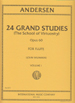 24 GRAND STUDIES,OP.60 VOL.1