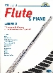 ANTHOLOGY FLUTE & PIANO : LATIN DUETS (ARR.CAPPELLARI) (WITH CD)