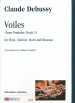 VOILES FROM PRELUDES BOOK 1, (ARR.FORGHIERI)